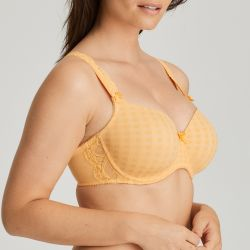 Madison padded heart shape bra Mango