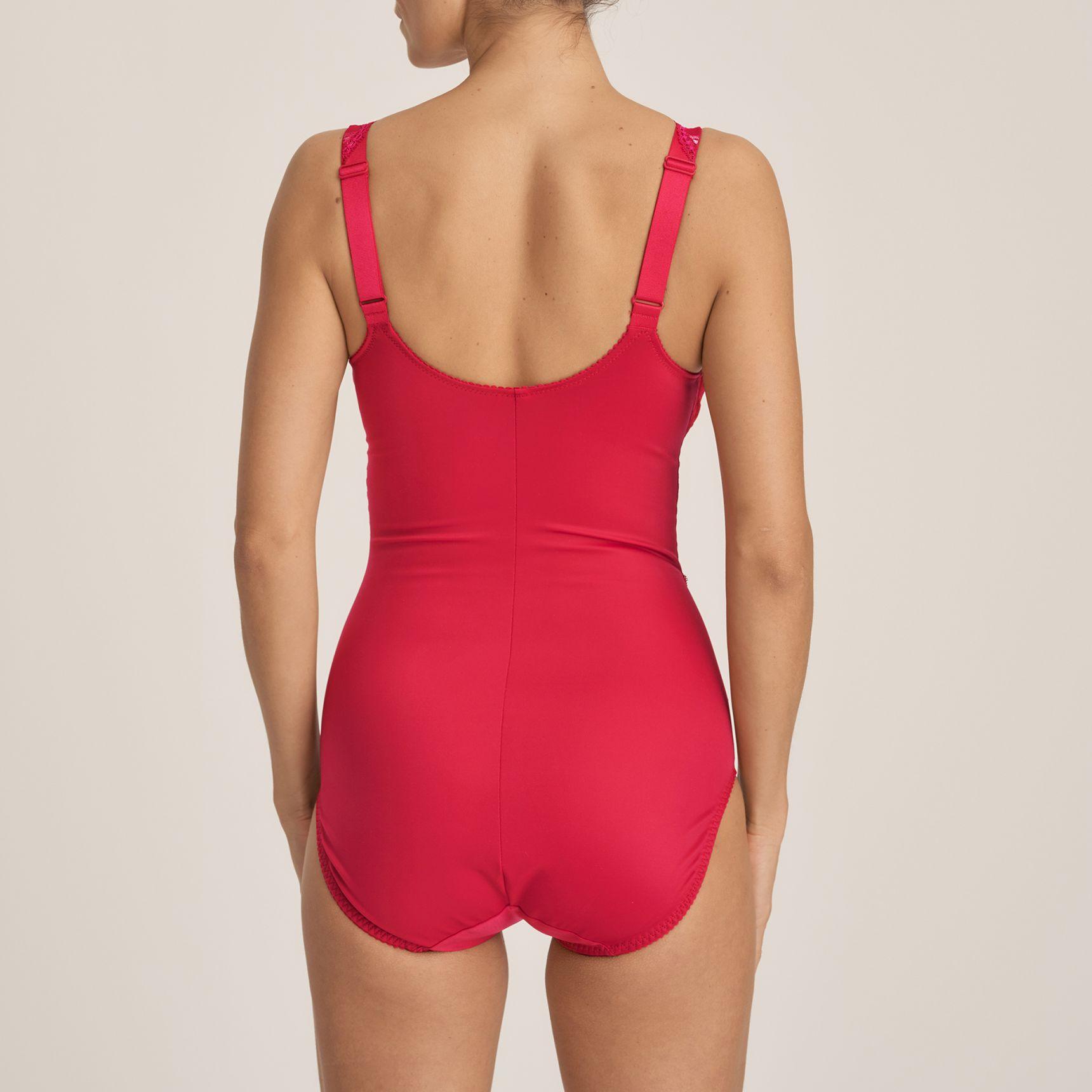 Madison kaarituellinen body Persian Red