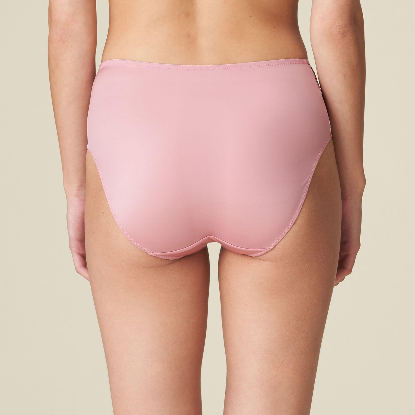 Tyra korkea alushousu Renaissance Pink