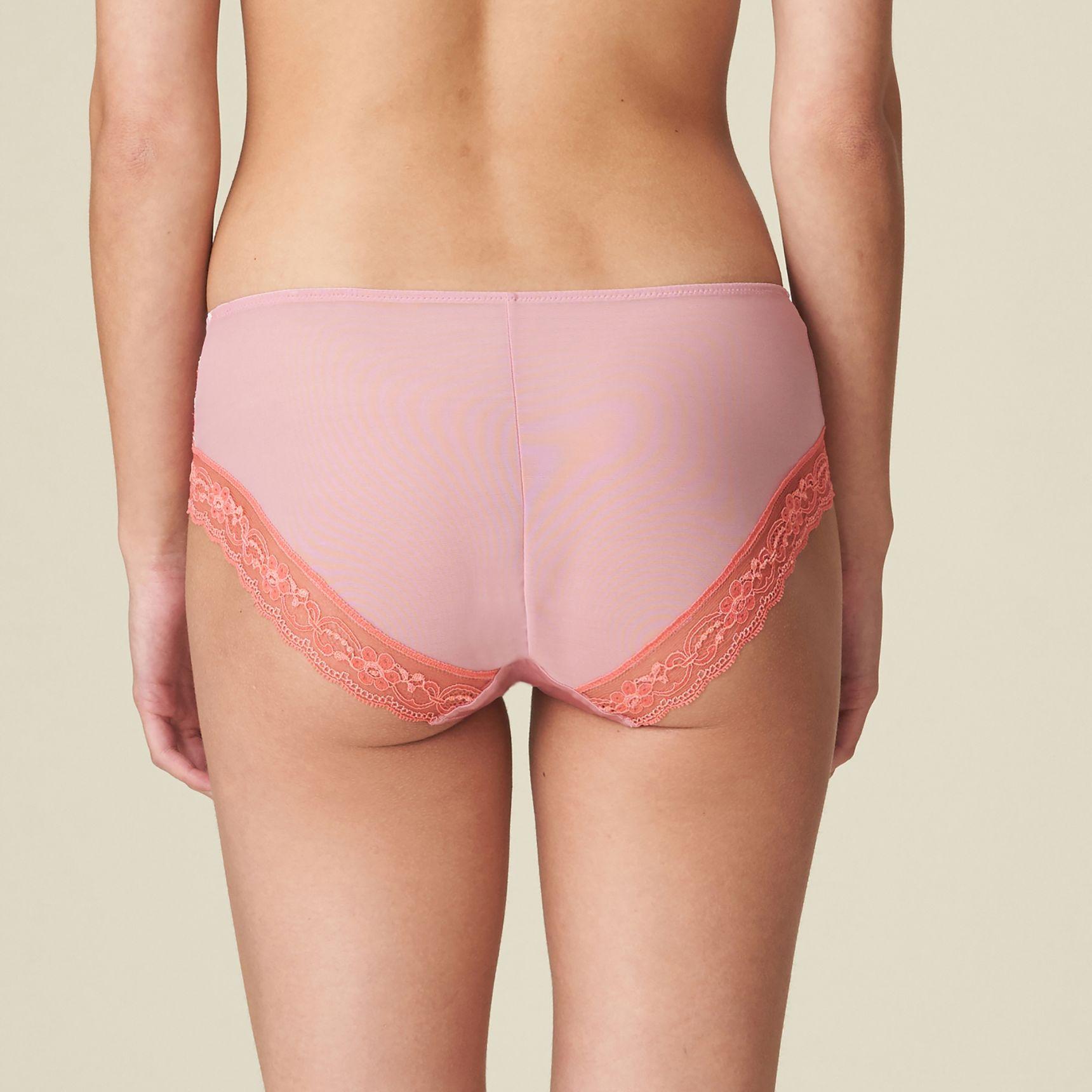 Tyra shortsi-housu Renaissance Pink