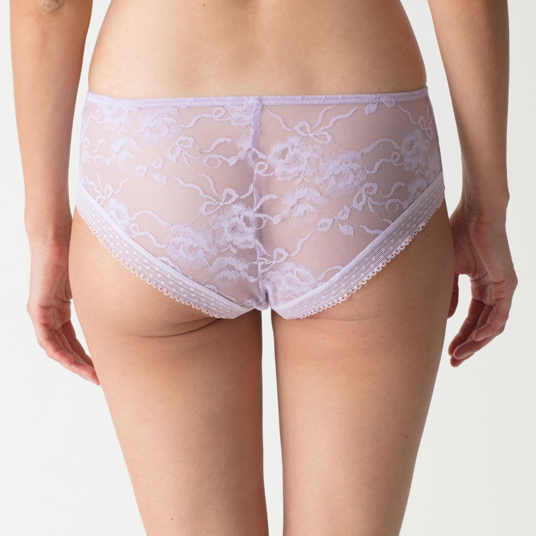 Take A Bow hotpants Pastel Lilac