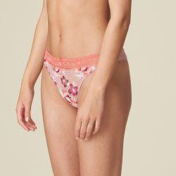 Tyra string-housu Renaissance Pink