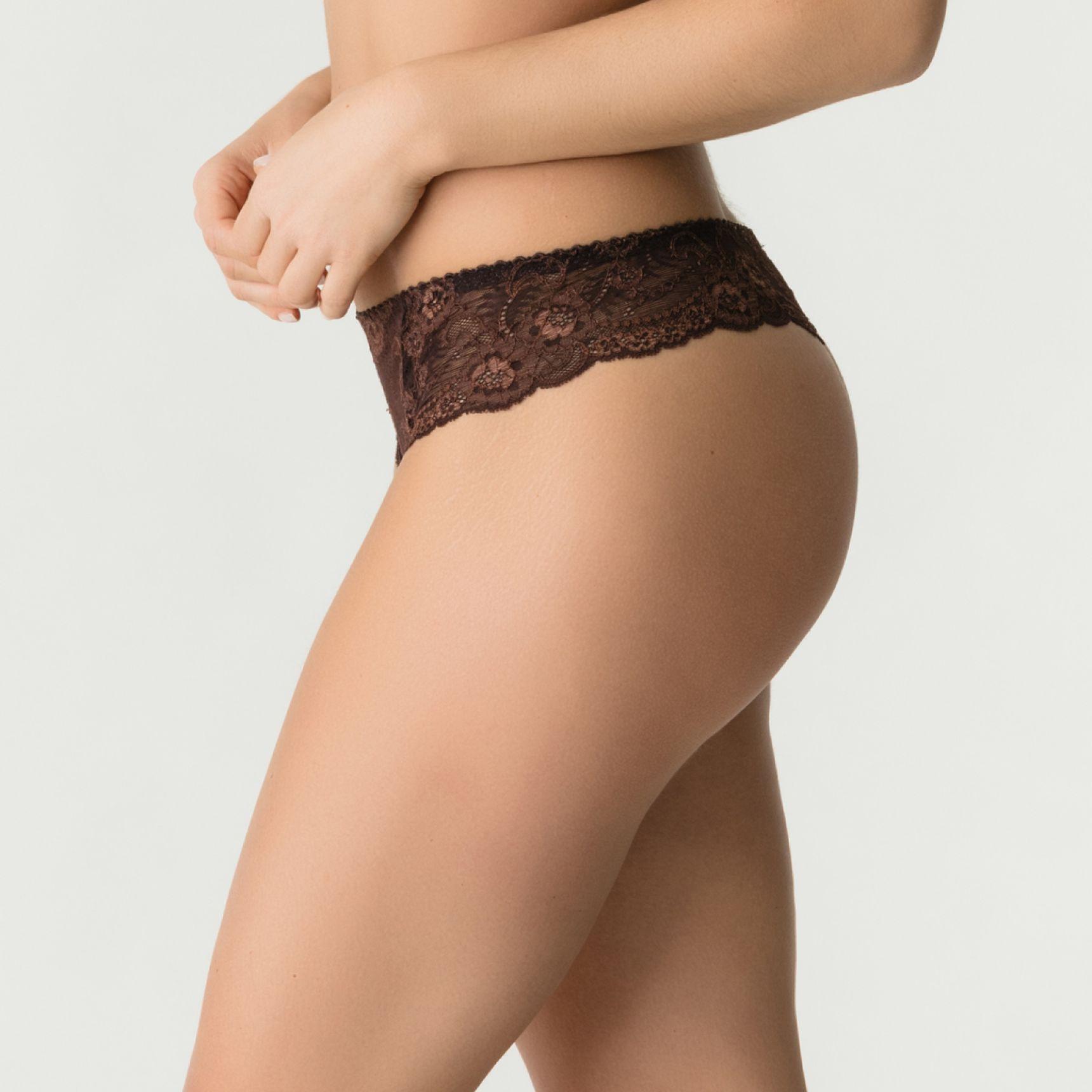Caramba string-housu Chocolate