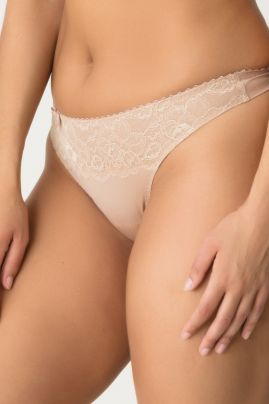 Couture string-housu Cream