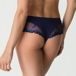 Plume luxury string Bleu Bijou