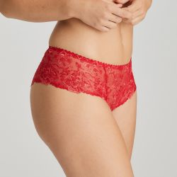 Alara luxury string-housu Scarlet