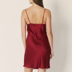 Agatha nightdress Rumba Red