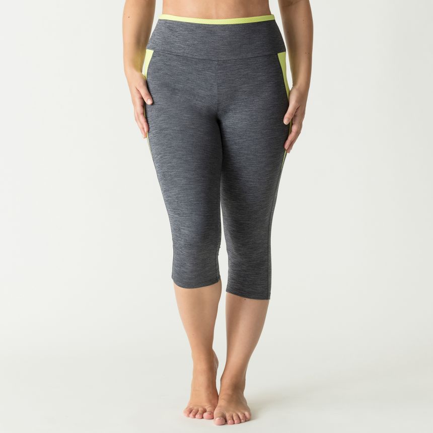 The Work Out -leggings Cosmic Grey